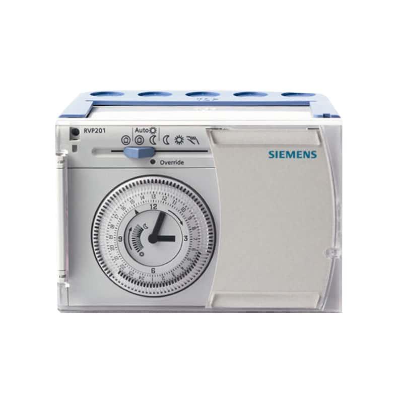 Controlador de calefaccion siemens rvp201 repuestos y - Termostato calefaccion siemens ...