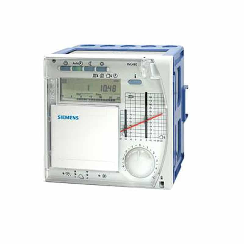 Rvl480 controlador de calefaccion siemens repuestos y - Termostato calefaccion siemens ...