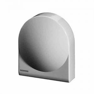 Sonda para temperatura del exterior. En menor medida, para la radiación solar, el efecto del viento y la temperatura de la pared.