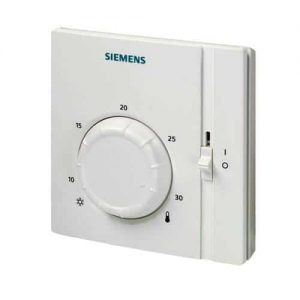 Termostato para calefacción o refrigeración